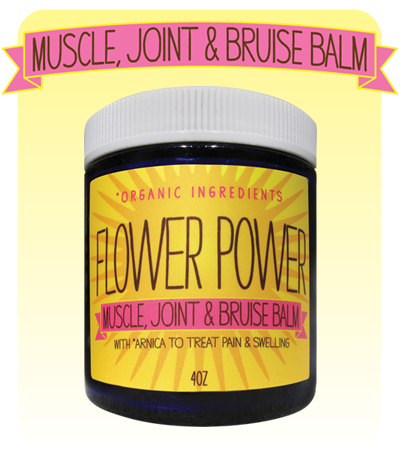 MUSCLE, JOINT & BRUISE BALM